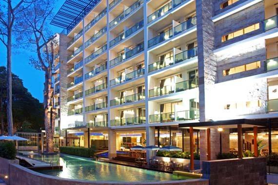 【ロングステイ】◆AIR&ホテル◆ホテル・ビスタ・パタヤ